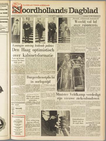 Noordhollands Dagblad : dagblad voor Alkmaar en omgeving 1963-05-18