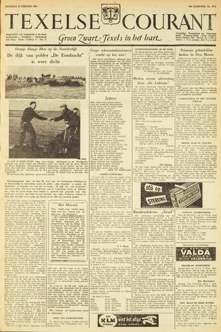 Texelsche Courant 1953-02-28