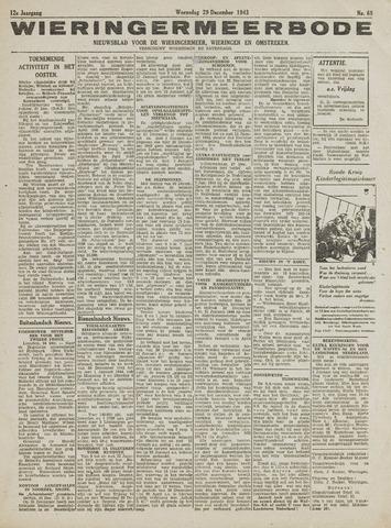 Wieringermeerbode 1943-12-29
