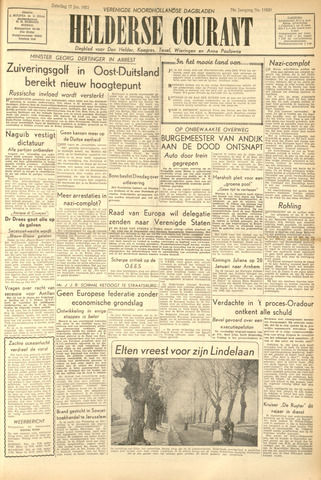 Heldersche Courant 1953-01-17