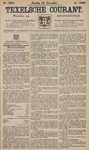 Texelsche Courant 1900-11-18