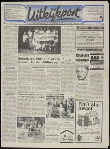 Uitkijkpost : nieuwsblad voor Heiloo e.o. 1993-06-16