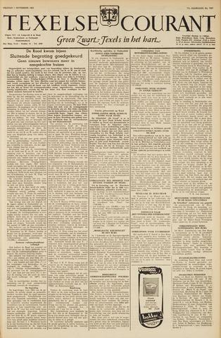 Texelsche Courant 1963-11-01