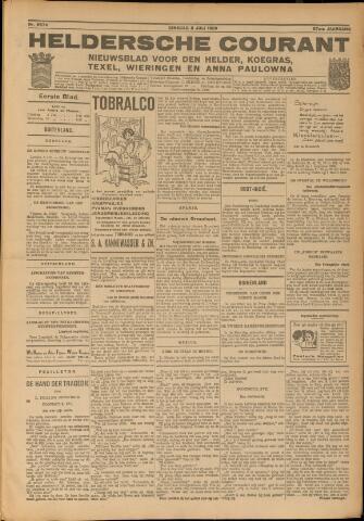 Heldersche Courant 1929-07-09