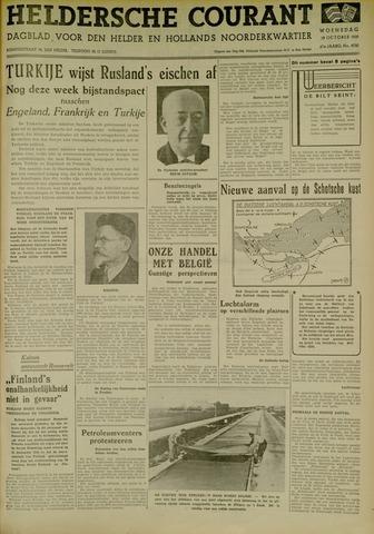 Heldersche Courant 1939-10-18