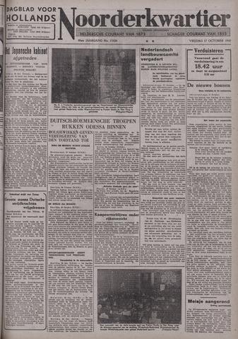 Dagblad voor Hollands Noorderkwartier 1941-10-17