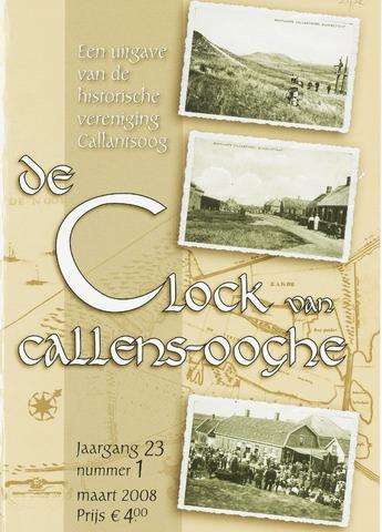 De Clock van Callens-Ooghe 2008