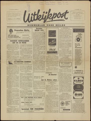 Uitkijkpost : nieuwsblad voor Heiloo e.o. 1970-11-19