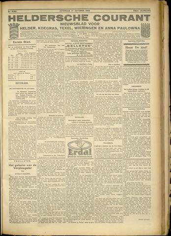 Heldersche Courant 1925-10-17