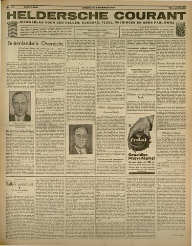 Heldersche Courant 1934-11-08