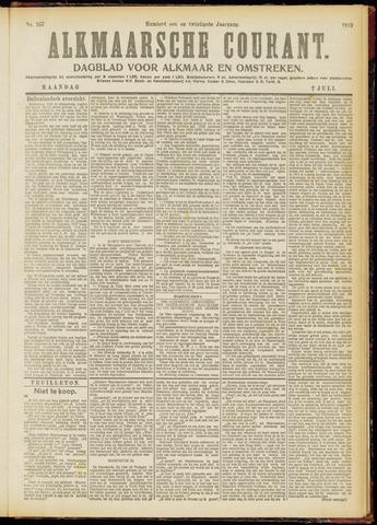 Alkmaarsche Courant 1919-07-07