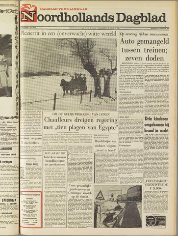 Noordhollands Dagblad : dagblad voor Alkmaar en omgeving 1969-02-10