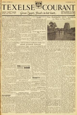 Texelsche Courant 1953-10-03