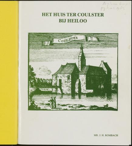 Heylooer Cronyck 1983-06-01