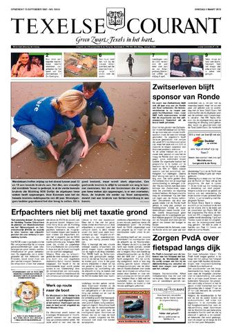 Texelsche Courant 2012-03-06