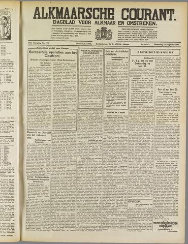 Alkmaarsche Courant 1941-08-18