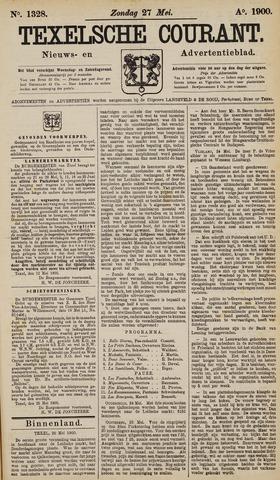 Texelsche Courant 1900-05-27