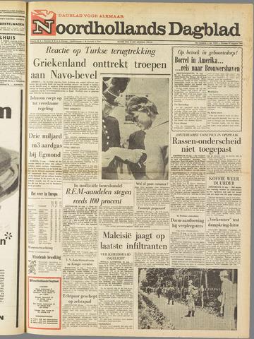 Noordhollands Dagblad : dagblad voor Alkmaar en omgeving 1964-08-18
