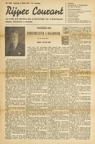 Rijper Courant 1946-03-09