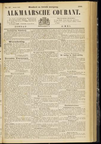 Alkmaarsche Courant 1900-05-13