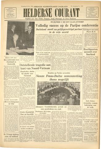 Heldersche Courant 1954-10-25