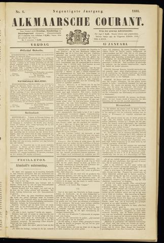 Alkmaarsche Courant 1888-01-13