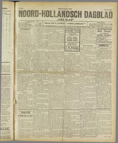 Ons Blad : katholiek nieuwsblad voor N-H 1922-08-25