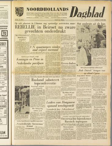 Noordhollands Dagblad : dagblad voor Alkmaar en omgeving 1958-06-17