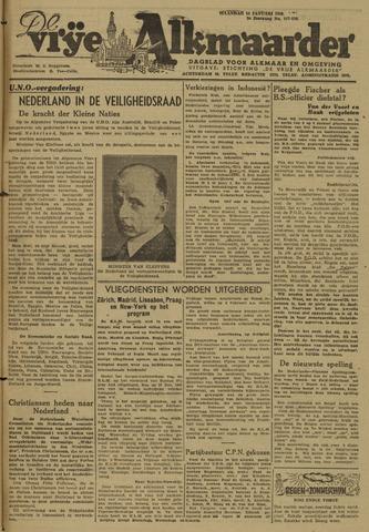 De Vrije Alkmaarder 1946-01-14