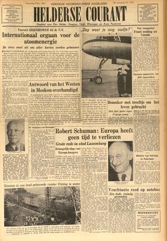 Heldersche Courant 1953-12-09