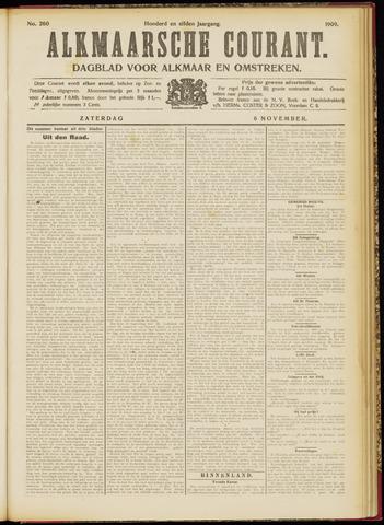 Alkmaarsche Courant 1909-11-06