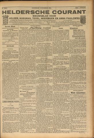 Heldersche Courant 1924-11-06