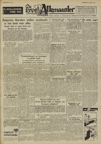 De Vrije Alkmaarder 1950-03-23