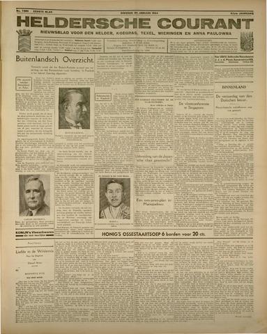 Heldersche Courant 1934-01-30