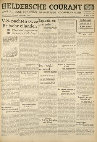 Heldersche Courant 1940-08-22