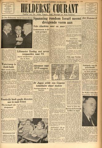 Heldersche Courant 1953-10-23