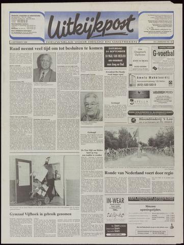 Uitkijkpost : nieuwsblad voor Heiloo e.o. 1996-09-04