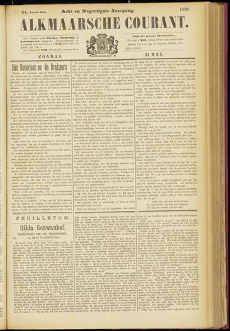 Alkmaarsche Courant 1896-05-31