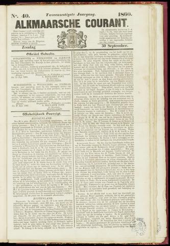 Alkmaarsche Courant 1860-09-30