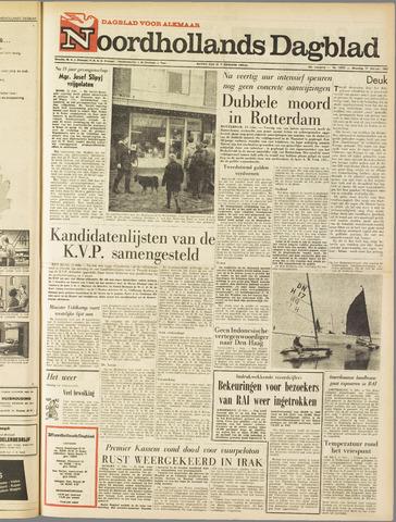 Noordhollands Dagblad : dagblad voor Alkmaar en omgeving 1963-02-11
