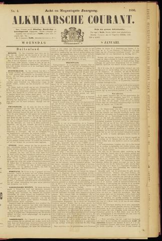 Alkmaarsche Courant 1896-01-08