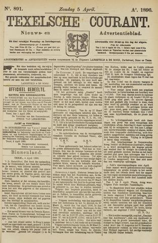 Texelsche Courant 1896-04-05