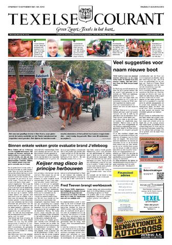 Texelsche Courant 2012-08-17