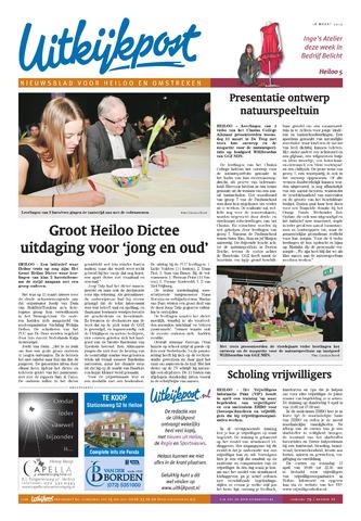 Uitkijkpost : nieuwsblad voor Heiloo e.o. 2015-03-18