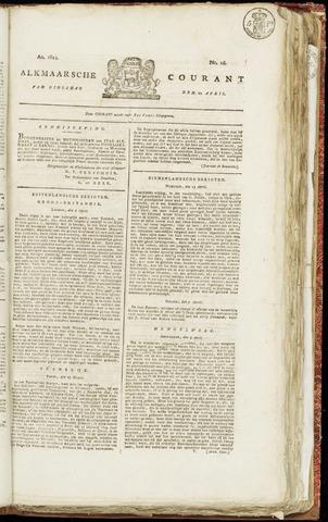 Alkmaarsche Courant 1824-04-20