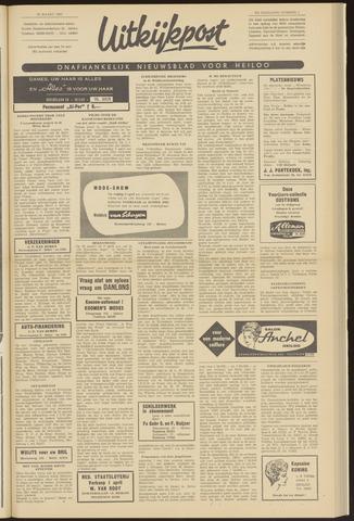 Uitkijkpost : nieuwsblad voor Heiloo e.o. 1963-03-28