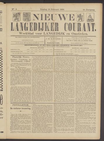 Nieuwe Langedijker Courant 1893-02-19