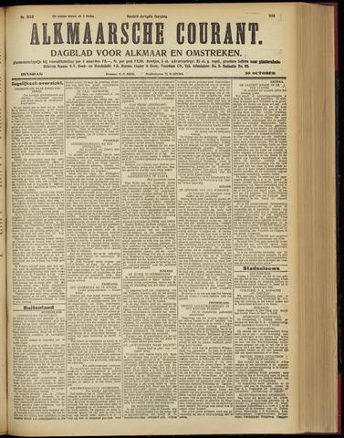 Alkmaarsche Courant 1928-10-30