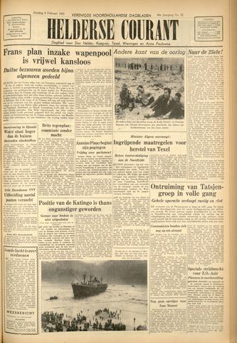 Heldersche Courant 1955-02-08
