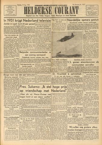 Heldersche Courant 1950-08-19